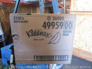 Commercial Case Kleenex Tissue