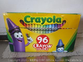 Crayloa Crayons