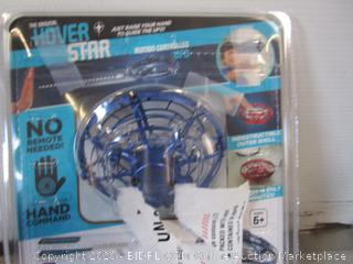 Hover Star Motion Controlled UFO - Blue
