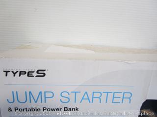 TypeS Jump Starter