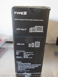 Winplus TypeS USB Power Bank Portable Jump Start