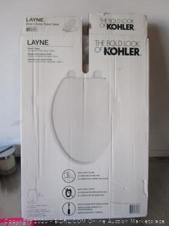 Kohler Layne Toilet Seat