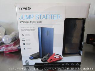 Winplus TypeS USB Power Bank Portable Jump Start