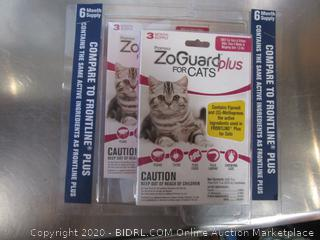 ZoGuard Plus for Cats - Flea Protection