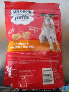 Milk-Bone Puffs Chicken Mini Dog Treats