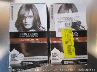 John Frieda Brilliant Brunette Foam Color