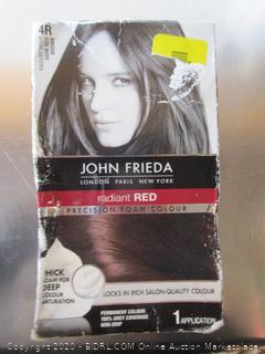 John Frieda Radiant Red Foam Color