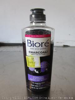 Biore Charcoal Cleanser
