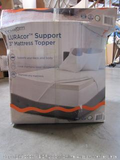 Novaform Luracor Support Mattress Topper