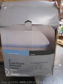 Cool-Touch Mattress Topper