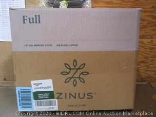 Zinus Full Mattress Topper