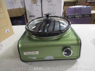 Crock Pot- Modular Entertaining System- Slow Cooker