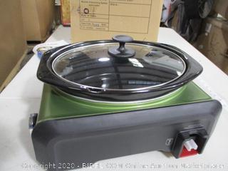 Crock Pot- Modular Entertaining System- Slow Cooker