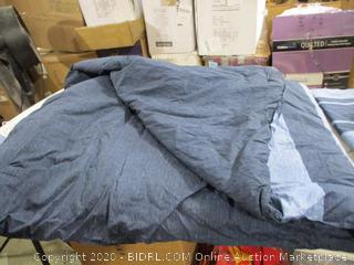 Nautica- 3 Piece Longpoint Comforter Set- Full/ Queen
