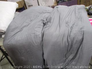 Madison Park- Palmer-7 Piece Comforter Set- Cal King
