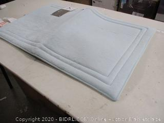 "Smart N Dry- Ultra Fast Drying Memory Foam Bath Mat ( 21"" x 34"")"