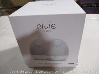 Elvie- Double Electric Breast Pump- Silent, Wearable Breast Pumps (Retails $499)