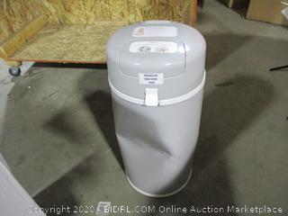 Bubula- Steel Diaper Pail (dent, please see picture)