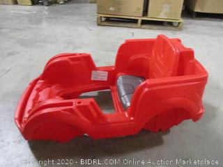 Step2 2-In-1 F150 Raptor / Kids Ride On Push Car | Red
