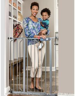 Regalo - Extra Tall Walk Thru Baby Gate