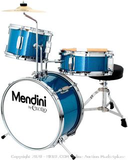 Mendini by Cecilio Junior drum set(Factory Sealed/Box Damage) COME PREVIEW!!!!! (online $79)