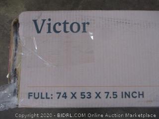"7.5"" High Profile Smart Box Spring Size Full (Box Damage)"