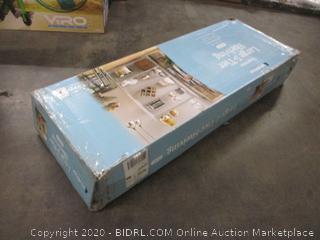 Large 5-Tier Shelving (Box Damage)