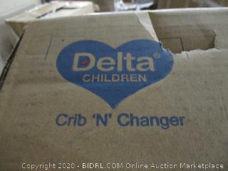 Crib & Changer