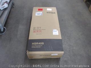 Coat Rack Bench (Sealed) (Box Damage)