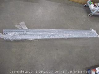 Post for Wide Span Shelving Racks