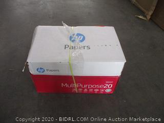 HP MultiPurpose Paper (Box Damage)