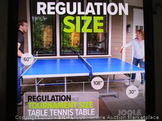 Outdoor Table Tennis Table (Box Damaged)