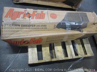 Lawn Sweeper (Sealed) (Box Damage)