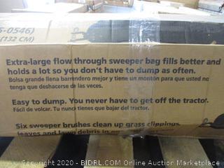 Lawn Sweeper (Sealed) (Box Damage)