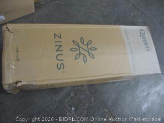 "6"" Memory Foam Comfort Pressure Relief Mattress Size Queen (Box Damage)"
