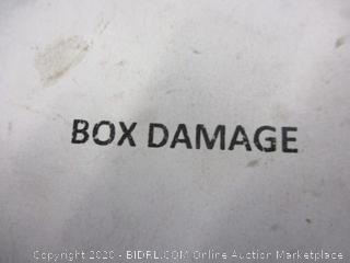 "8"" Memory Foam Pressure Relief Green Tea Mattress Size Queen (Box Damage)"