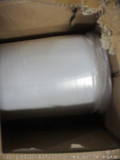 """5"""" Gel Memory Foam Mattress Size Twin"""