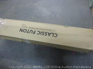 "8"" Innerspring Mattress Topper Size Full (Box Damage)"