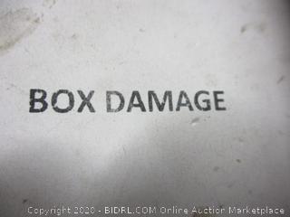 "8"" Memory Foam Cloud Mattress Size Full (Box Damage)"