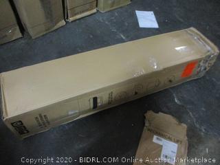 """12"""" Hybrid Mattress Size Queen (Box Damage)"""