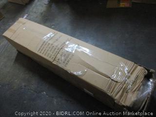 "12"" Hybrid Cool Gel Memory Foam and Innerspring Mattress Size Queen (Box Damage)"