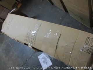 "14"" Cool Gel Foam Mattress Size King (Box Damage)"