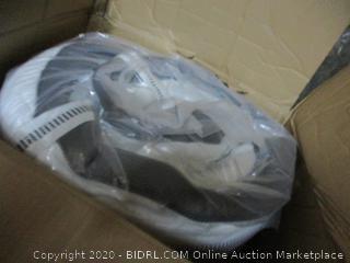 "12"" icoil Spring Gel Foam Cooling Mattress Size Queen (Box Damage)"