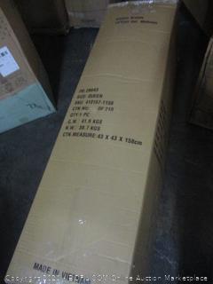 14 in. Cool Gel Mattress Size Queen (Box Damage)