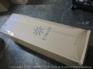 "12"" Memory Foam Pressure Relief Green Tea Mattress Size Full (Box Damage)"
