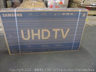 "Samsung UHD TV 75"" (Sealed)"