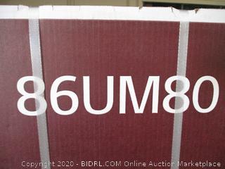"LG UHD TV 86"" (Sealed)"