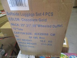 Wheeled Duffel