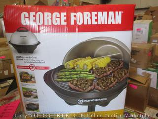 George Foreman Indoor/Outdoor Grill (Box Damage)