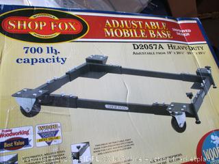 Adjustable Mobile Base